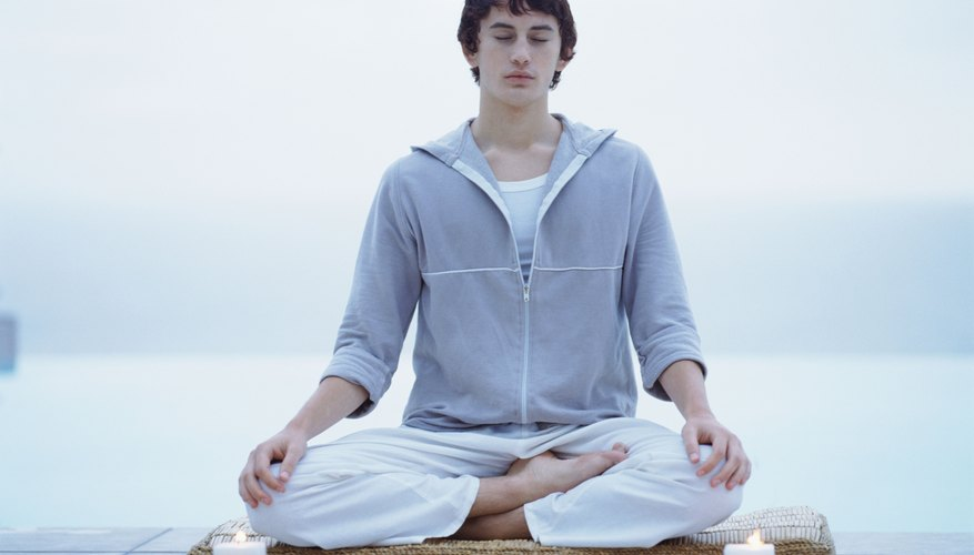 Teens can practice basic breathing exercises to reduce anger and increase feelings of calm.