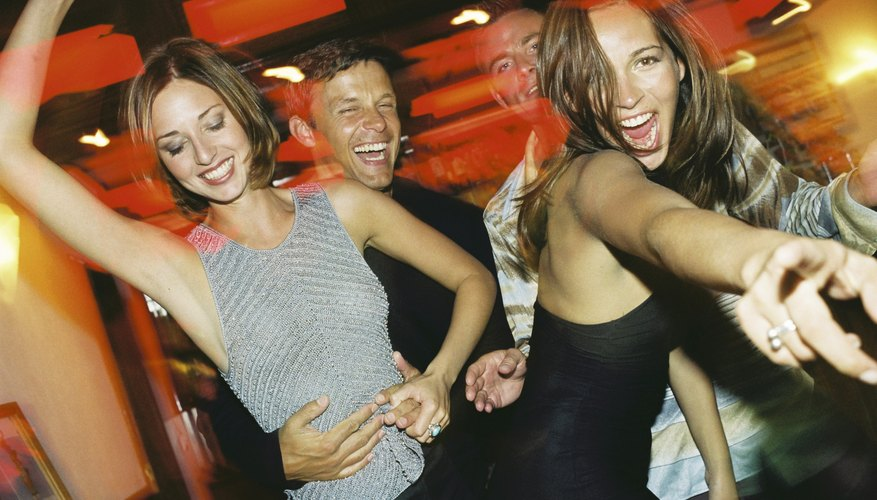 Teen night clubs are social outlets for the younger crowd.