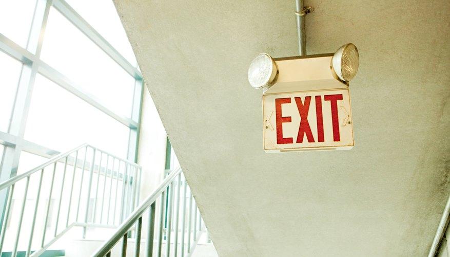 Fire Regulations For Commercial Buildings Legalbeagle Com