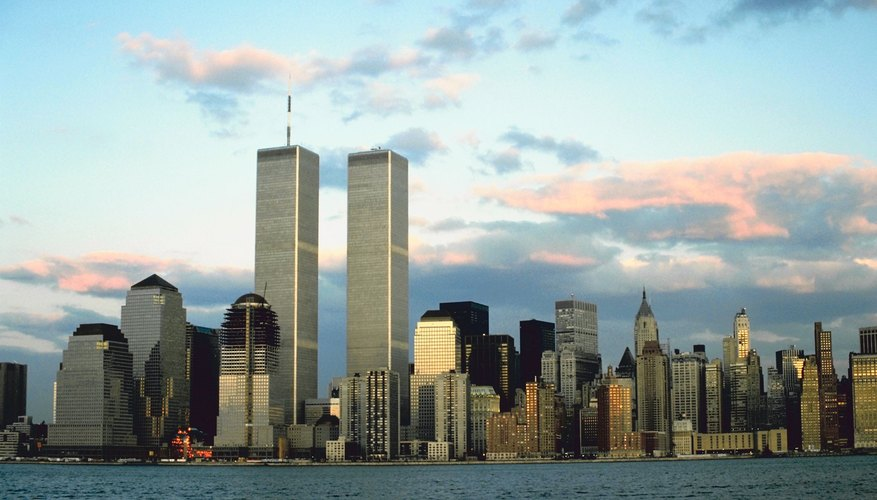The Twin Towers' innovative engineering design saved some lives by remaining standing longer.