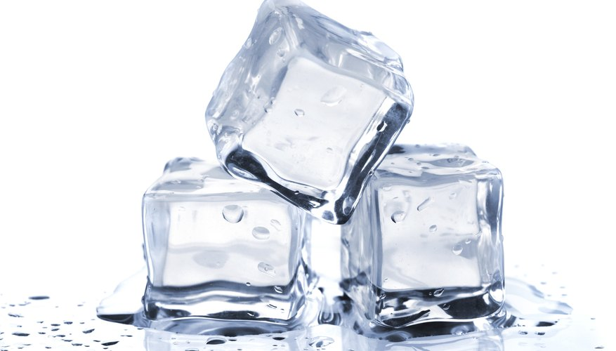 Ice Cubes Melting Process | Sciencing