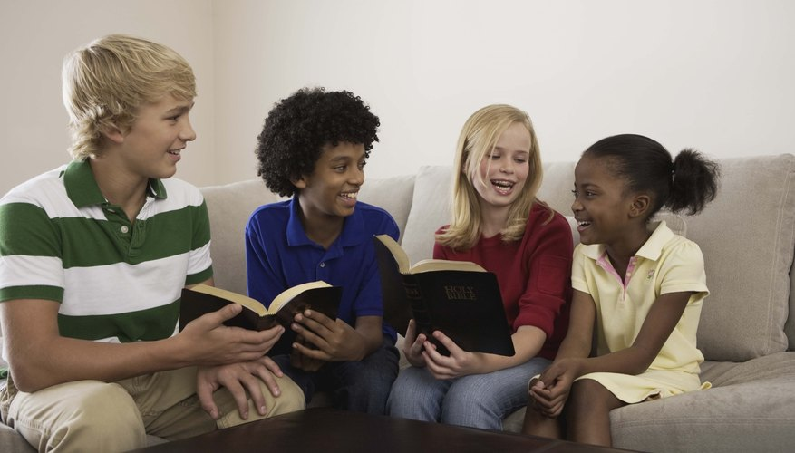 A book club gives the kids a chance to choose what to read.