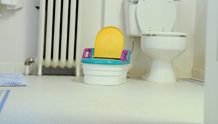 Let your child help pick out the potty chair.