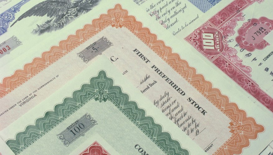 While bearer bonds aren't issued any more in the U.S., some countries still allow them.