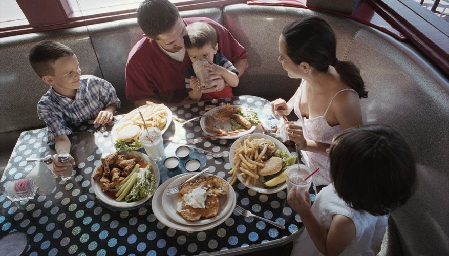 Enjoy a meal with your family while saving some money.