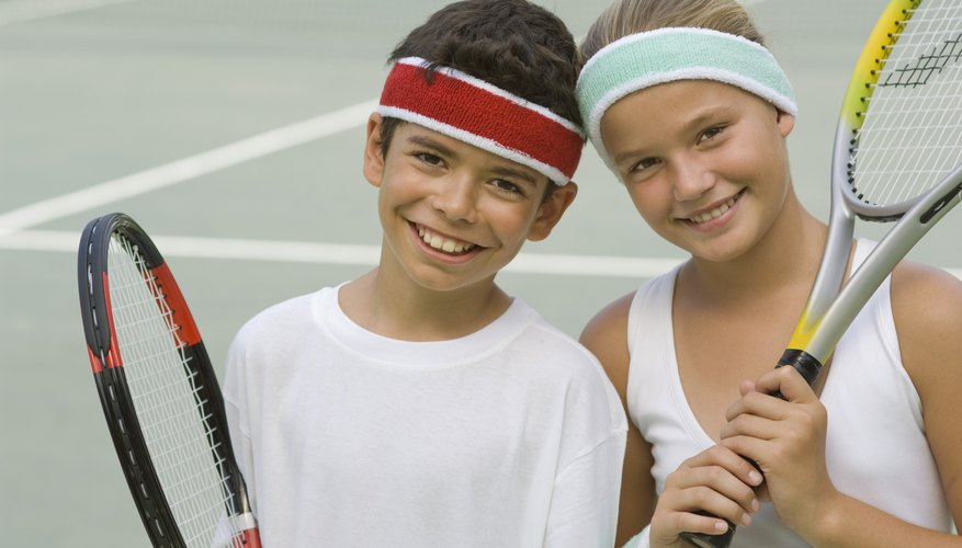 Help your child to shine on the sports court.