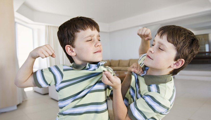 Help your child learn to manage his aggressive tendencies.