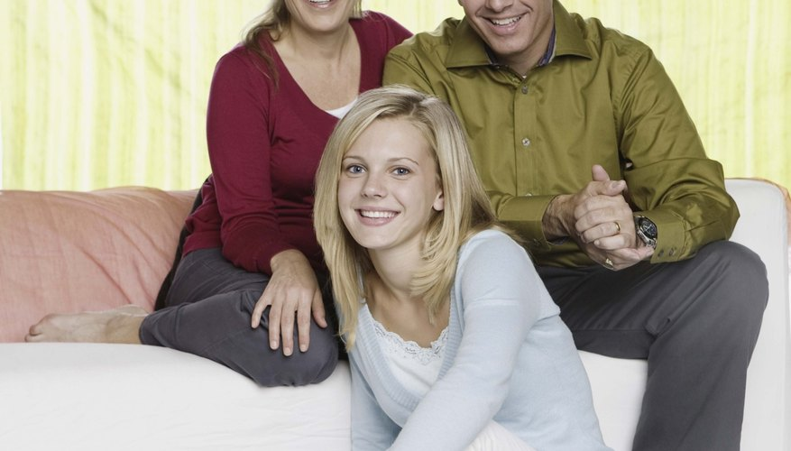 Parents can have a powerful influence on their teen's goal-setting behaviors.