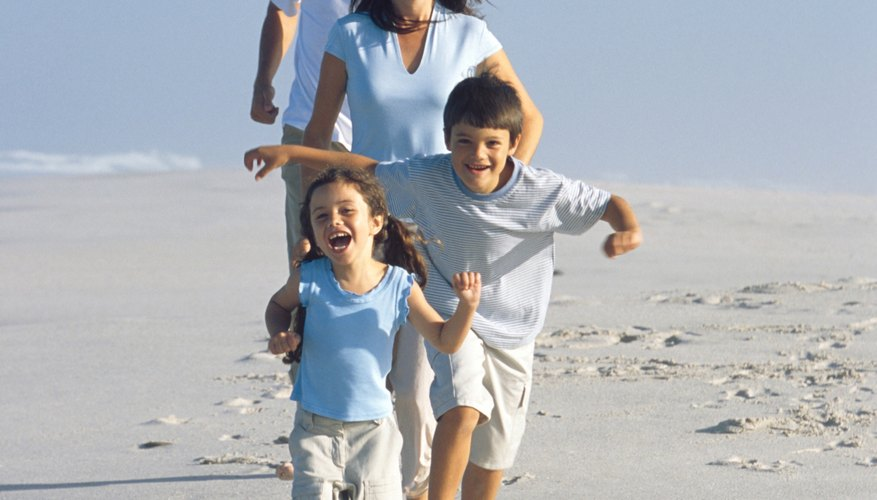 Atlantic Beach has beautiful beaches to enjoy with your kids.
