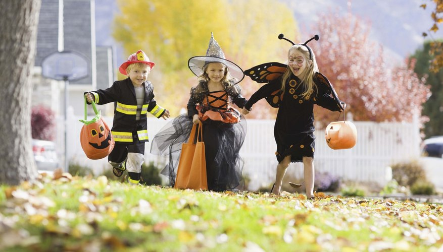Trick-or-treating should be a fun -- and safe -- event.