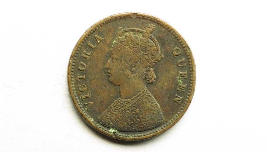 Old coins can be worth thousands of dollars to collectors.