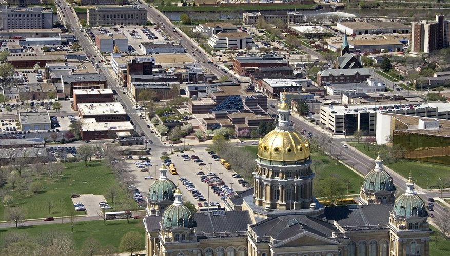 Des Moines is the largest city in Iowa.