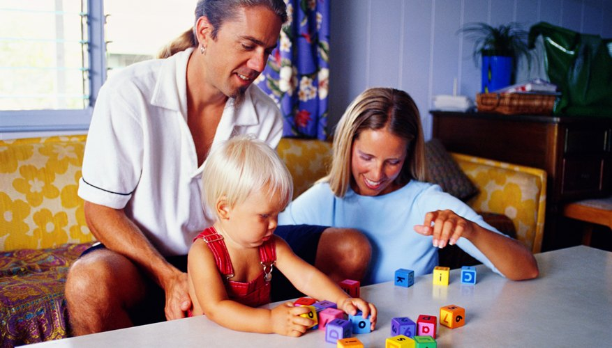 Make learning the ABCs a fun family activity.