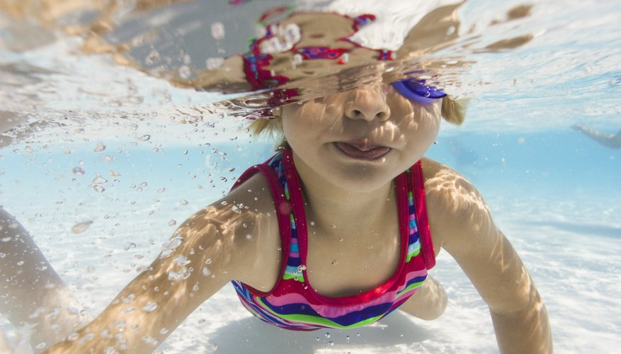 It will take patience and practice to help your youngster get over her fear of the water.