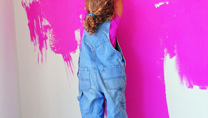 How To Get Water Soluble Paint Out Of Clothes