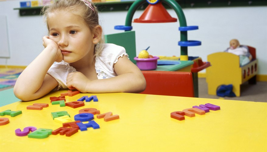 Appropriate preschool behavior involves learning to work with others.
