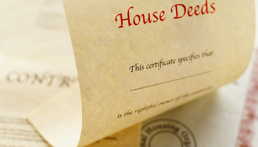 Quitclaim deeds transfer real estate ownership.