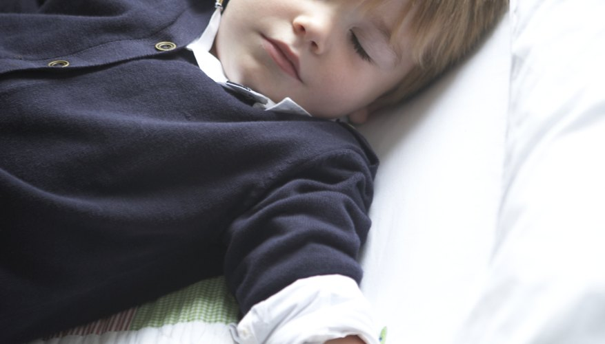A good mattress will give your youngster a sound sleep.