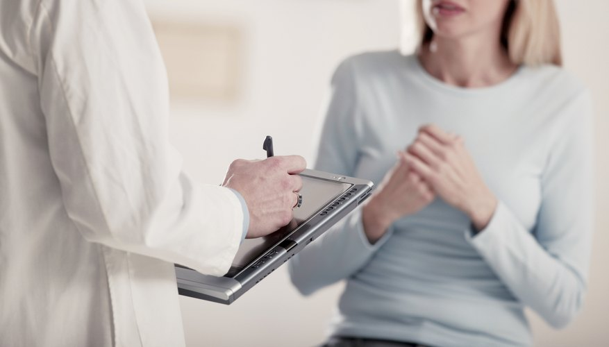 Schedule an appointment with your OB/GYN