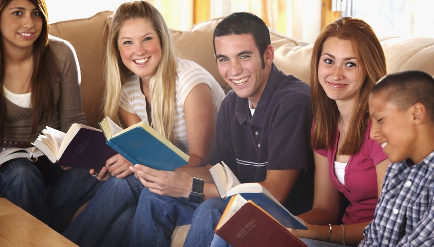 Encourage Christian teens to fellowship and spend time together.
