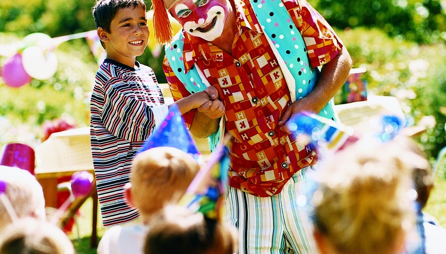 Clowns are essential for a circus-themed event or party.