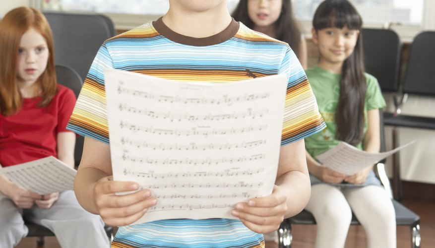 Musical exploration can help your child to gain confidence and creativity.