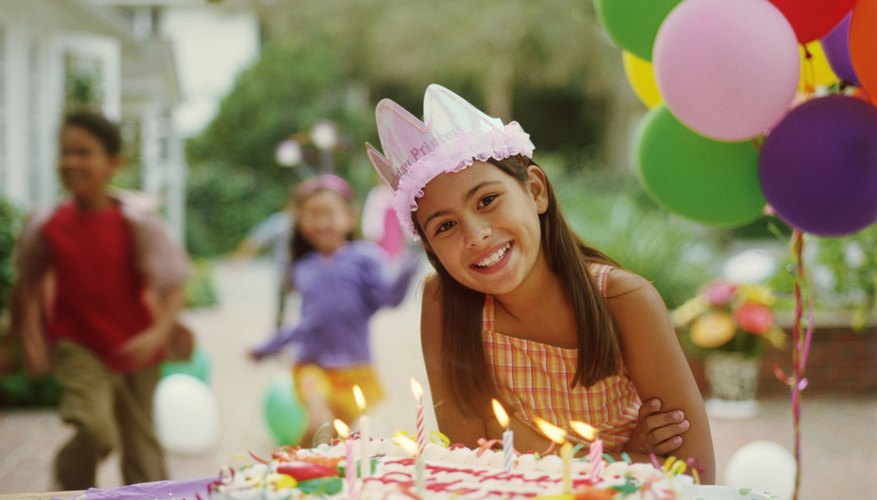 Cheaper party games and activities will still be tons of fun for tween children.