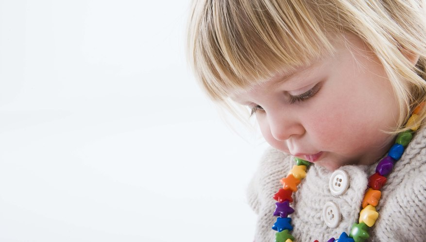 Tics are common in toddlers, but can indicate serious medical problems in some cases.