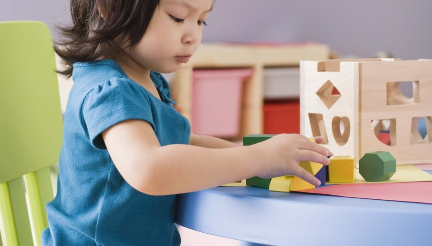 Toddlers can prepare for preschool at special classes.