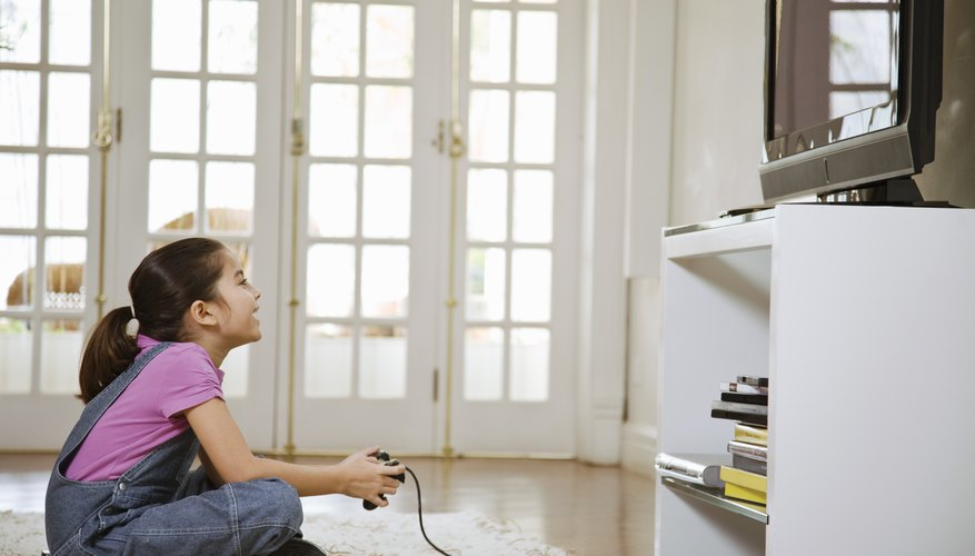Video games may have a negative effect on children's health.