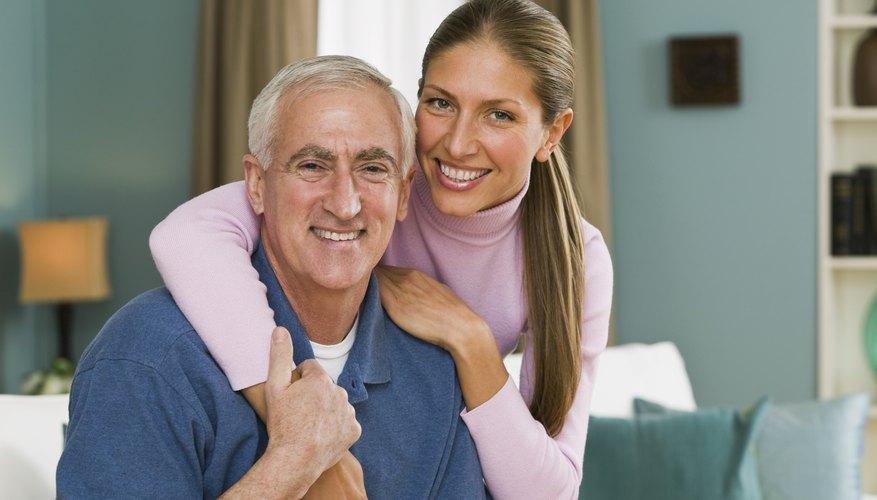Daughter dating older man advice