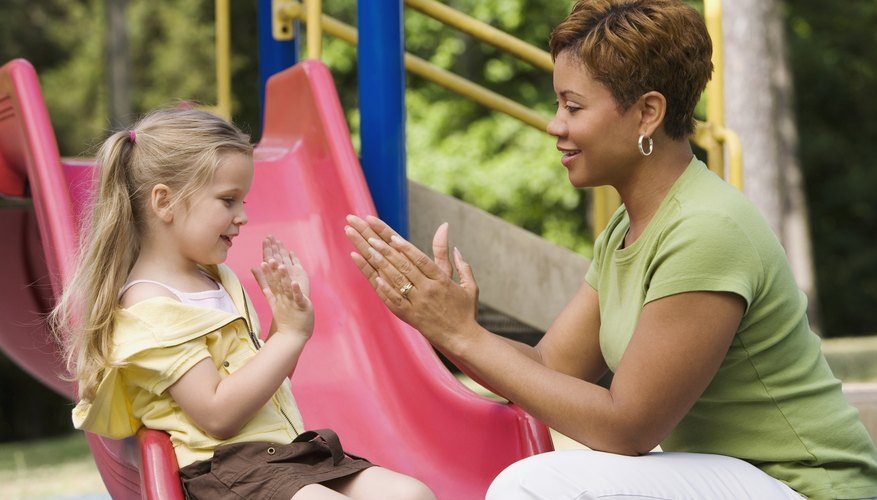 An attentive caregiver is essential at any home day care.