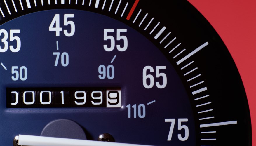 It's important to keep complete and accurate records of your mileage.