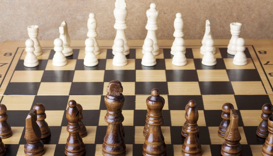 The Scholar's Mate is a classic four-move mate strategy.