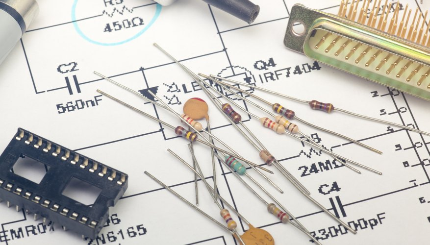 Reducing voltage is just one of the ways in which resistors are used in circuits.