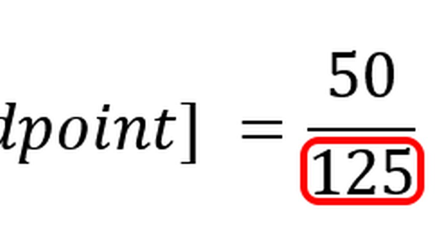 Working through the parenthesized denominator produces an average value.