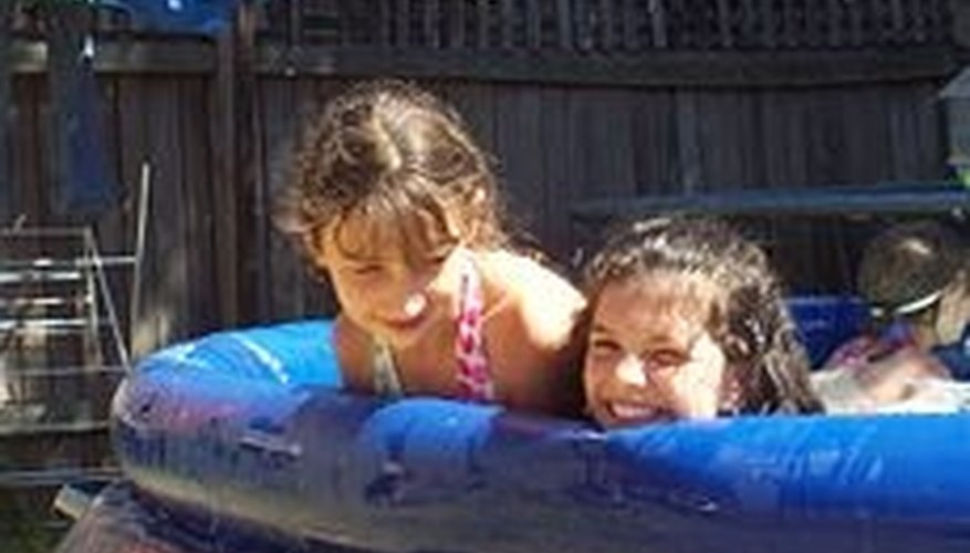 How To Keep A Kiddie Pool Clean How To Adult