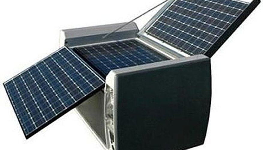 How To Build A Portable Solar Panel System Sciencing