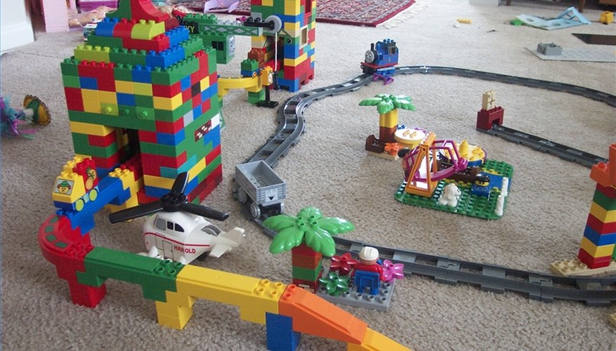 Lego infrastructure