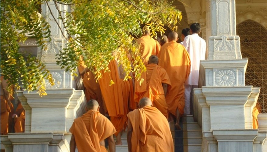 Live Like a Monk in Western Society