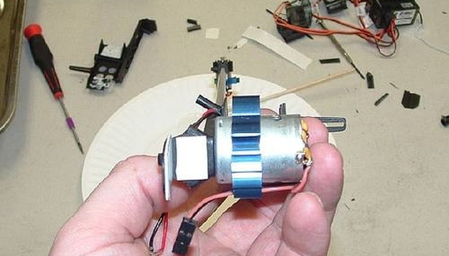 How To Rebuild An Electric Motor Sciencing