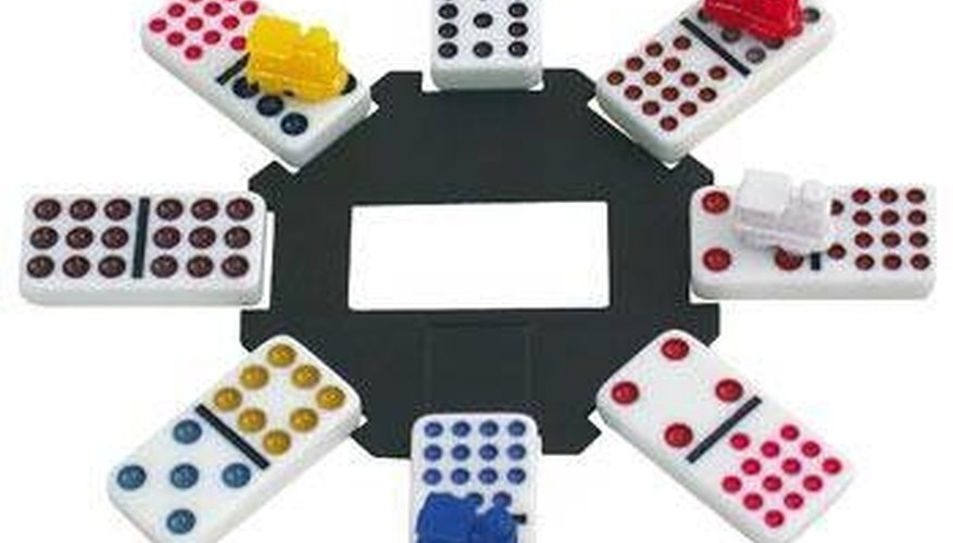 Mexican Train Dominoes Instructions