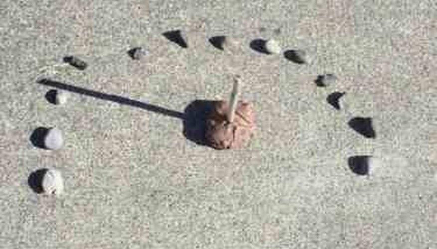 How to Make Sundials for Kids
