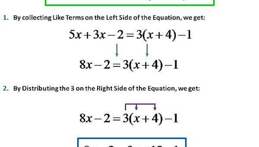 One Step Equation Worksheet 007 - One Step Equation Worksheet