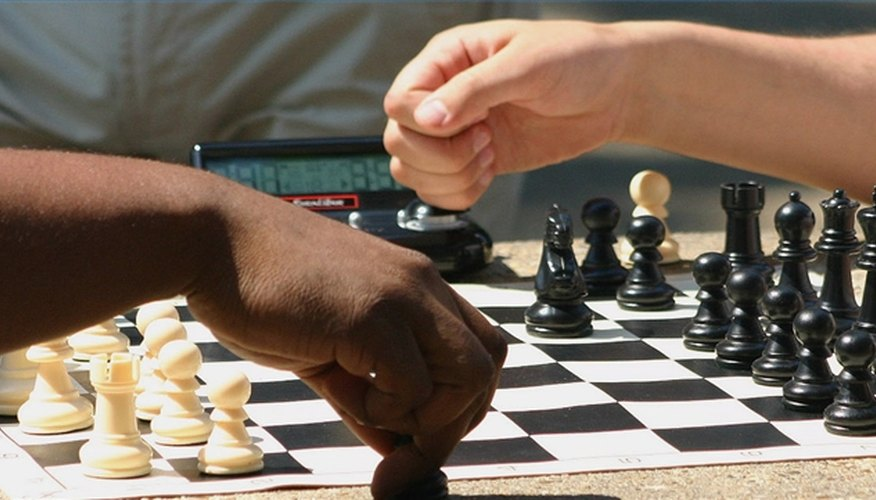 This chess technique isn't foolproof, but it might weed out inexperienced opponents.