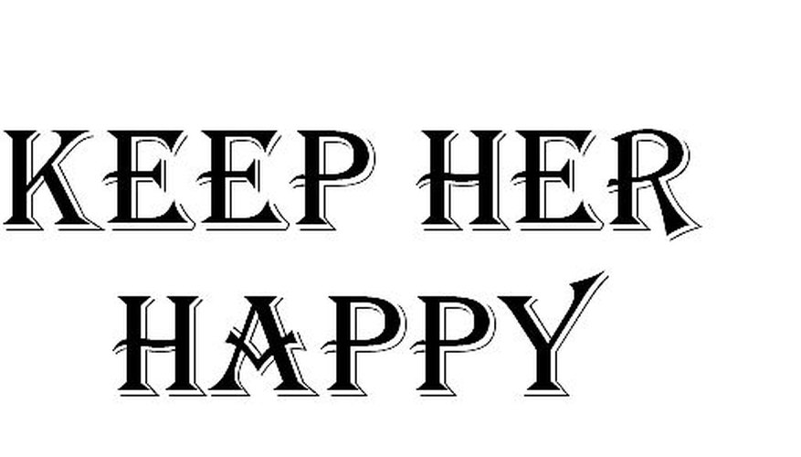 Keep Her Happy