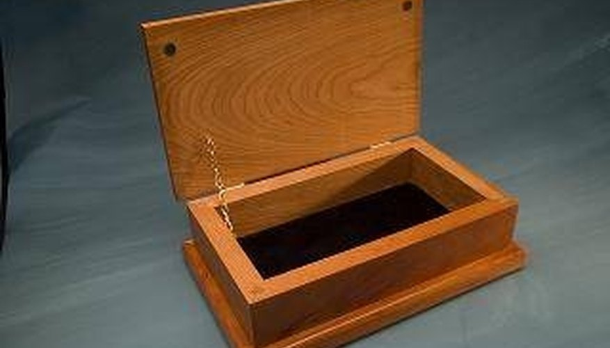 how to make a jewelry box out of wood our pastimes