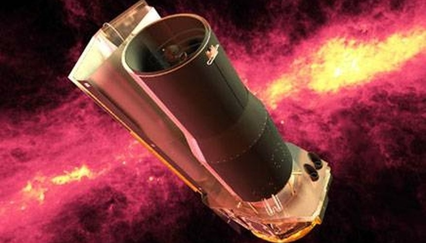 How Does an Infrared Telescope Work?
