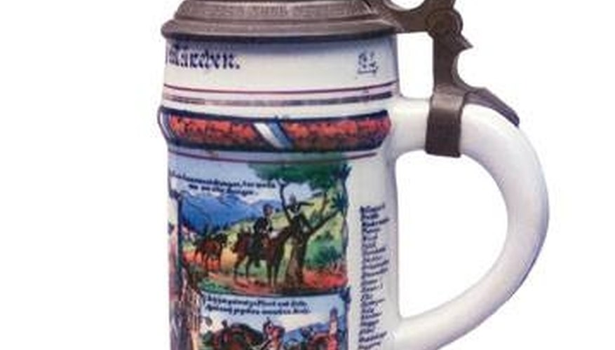 What Are Beer Steins Worth?