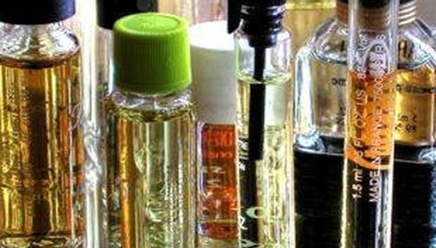Extract Oil From Flowers